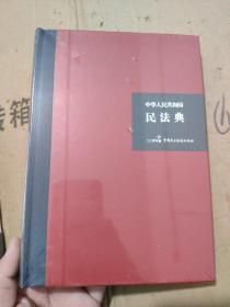 中华人民共和国民法典(32开硬壳精装大字版)附草案说明