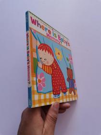 Where Is Baby's Mommy?   Board book