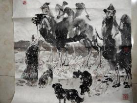 杜滋龄 国画