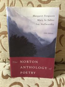 The Norton Anthology of Poetry -- 《诺顿诗选》