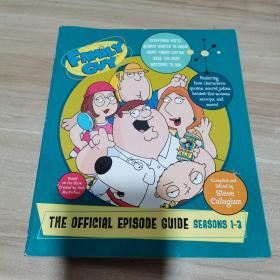 Family Guy: The Official Episode Guide 1-3