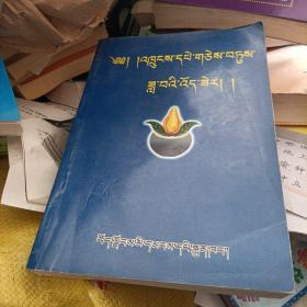 藏医本草精华藏文