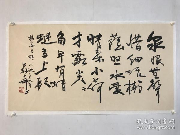 苏华 书法 广东书法家