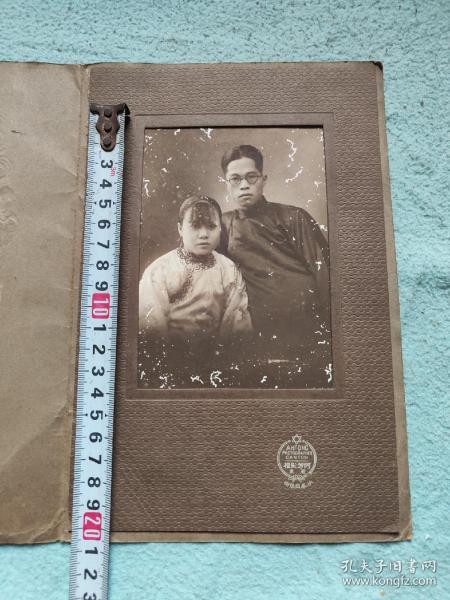 民国广州老照片一张