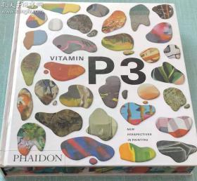 现货 维生素 P3:当代艺术绘画Vitamin P3: New Perspectives in Paint