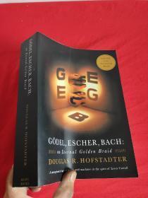 Godel, Escher, Bach: An Eternal Golden Braid    (小16开) 【详见图】