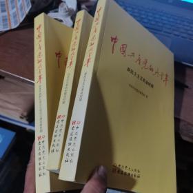 中国共产党的九十年套装3册