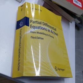 9783319312378 partial differential equations in action From modeling to theory 3rd 偏微分方程从建模到理论的应用