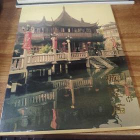 城隍庙明信片