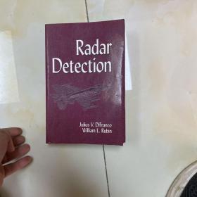 Radar  Detection  Julius V. Difranco  William L.