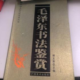 毛泽东书法鉴赏 广西美术出版社