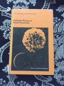 moIecuIar BioIogy in BIood Transfusion