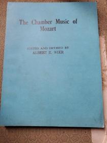 钢琴曲谱类:莫扎特室内乐作品33首