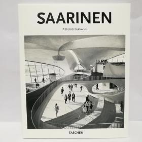 Saarinen TWA航站楼 艺术作品集TASCHEN建筑设计