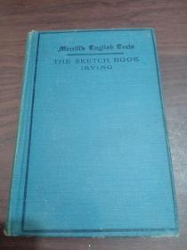 1911年版美国文学之父华盛顿·欧文的见闻札记  The Sketch Book of Geoffrey Crayon