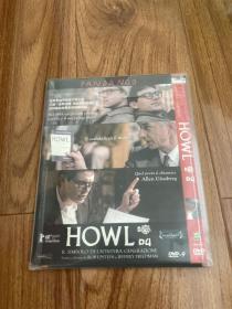 金斯伯格 嚎叫 威信DVD9