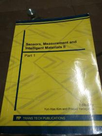 SENSORS MEASUREMENT AND INTELLIGENT MATERIALS II part1 传感器测量和智能材料