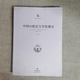 中国20世纪文学思潮论