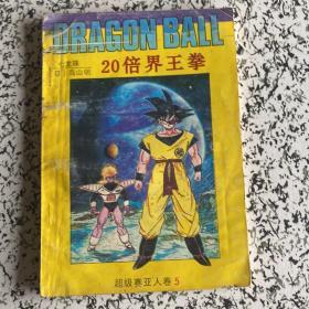 七龙珠  20倍界王拳 5