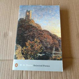 W.B.Yeats Selected Poems 叶芝诗歌选集9780141181257