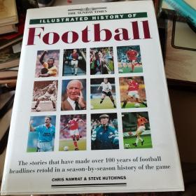 Illustrated History of Football       m