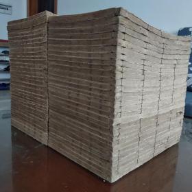 低价出售康熙元年(1662年)和刻大开本《文选》60卷61册全存60册59卷。刻印精良,纸如玉,墨如漆,极初板。煌煌巨册,识者宝之!