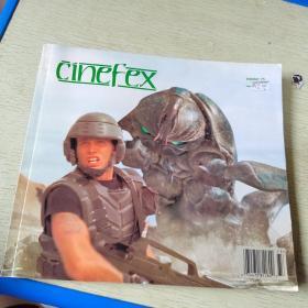 英文电影杂志:《CINEFEX 73》