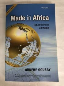 MadeInAfrica:IndustrialPolicyInEthiopia-非洲制造:埃塞俄比亚的产业政策