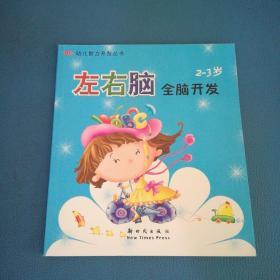 BC幼儿智力开发丛书 左右脑全脑开发 2-3岁