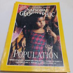 National Geographic(美国国家地理 英文版 NO.4  1998)