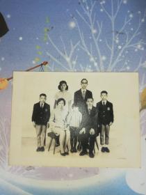 70年代家庭照片