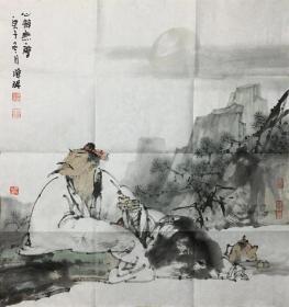 陈琳作品  中国美术家协会理事