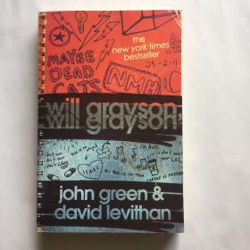 Will Grayson, Will Grayson  英文原版小说