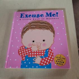 Excuse Me! 英文原版