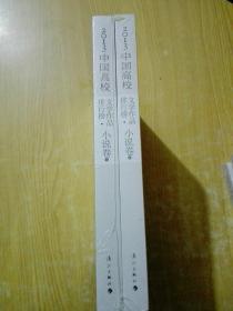 2013高校文学排行榜·小说卷(上下)(未拆封)