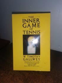 The Inner Game of Tennis【内心的网球赛,W.蒂莫西·加威,英文原版】
