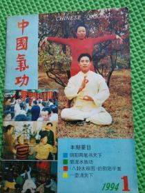 中国气功 1994年1期