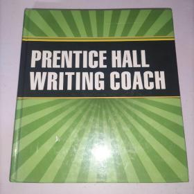PRENTICE HALL WRITING COACH GRADE 12 译文:普伦蒂斯堂写作教练12年级 精装实物图
