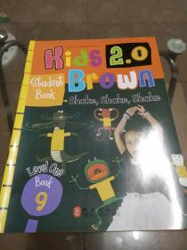 kids Brown2.0 Level1 布朗儿童英语(练习册9)未使用