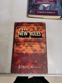 哈佛商学经典·英文原版影印;新规则【满30包邮】