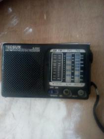 德生 r909t型收音机