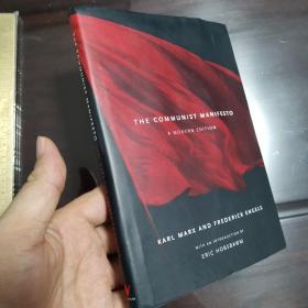The communist manifesto karl  Marx a life biography philosophy 共产党宣言 英文原版精装