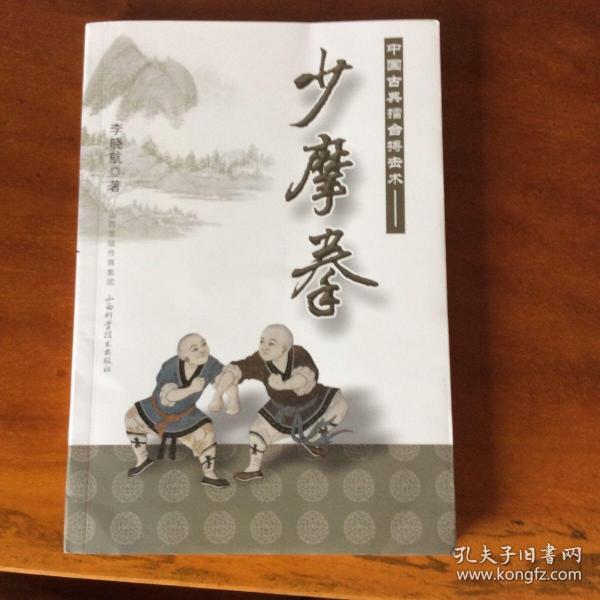 中国古典擂台搏击术——少摩拳