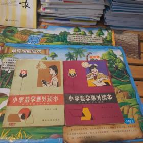 小学数学课外读本 四下五上 共两本合售