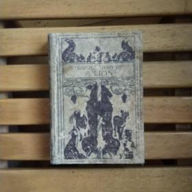 英文原版:THE LIFE STORY A  LION(狮子的生活故事,艾格尼丝·赫伯特,1911年初版,1923年重印)