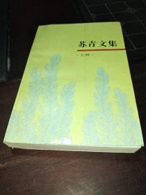 苏青文集(上册)