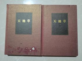 海南先贤诗文丛刊《天池草》上下(全二册)