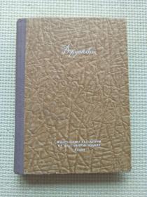 俄文 空白笔记本(28副彩图)