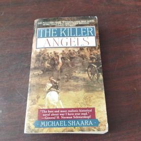 The Killer Angels: The Classic Novel of the Civil War (英文原版)