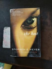 The Host:A Novel 宿主 英文原版
